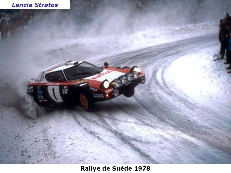 Rallye de Lozère 1978 Simca 1000
