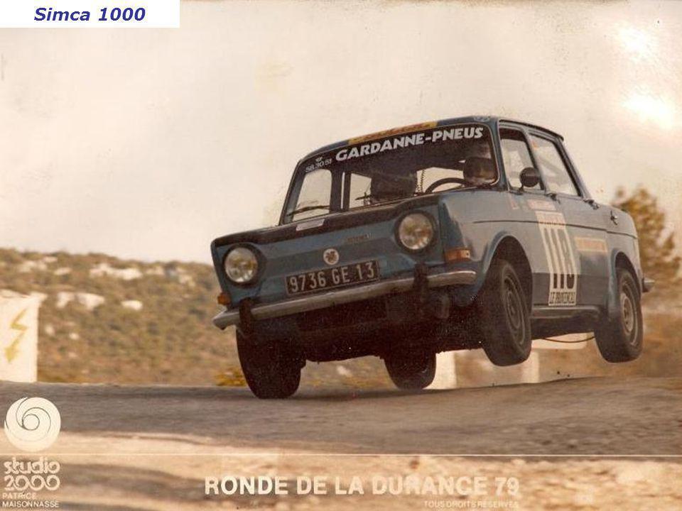 Rallye de Suède 1978 Lancia Stratos