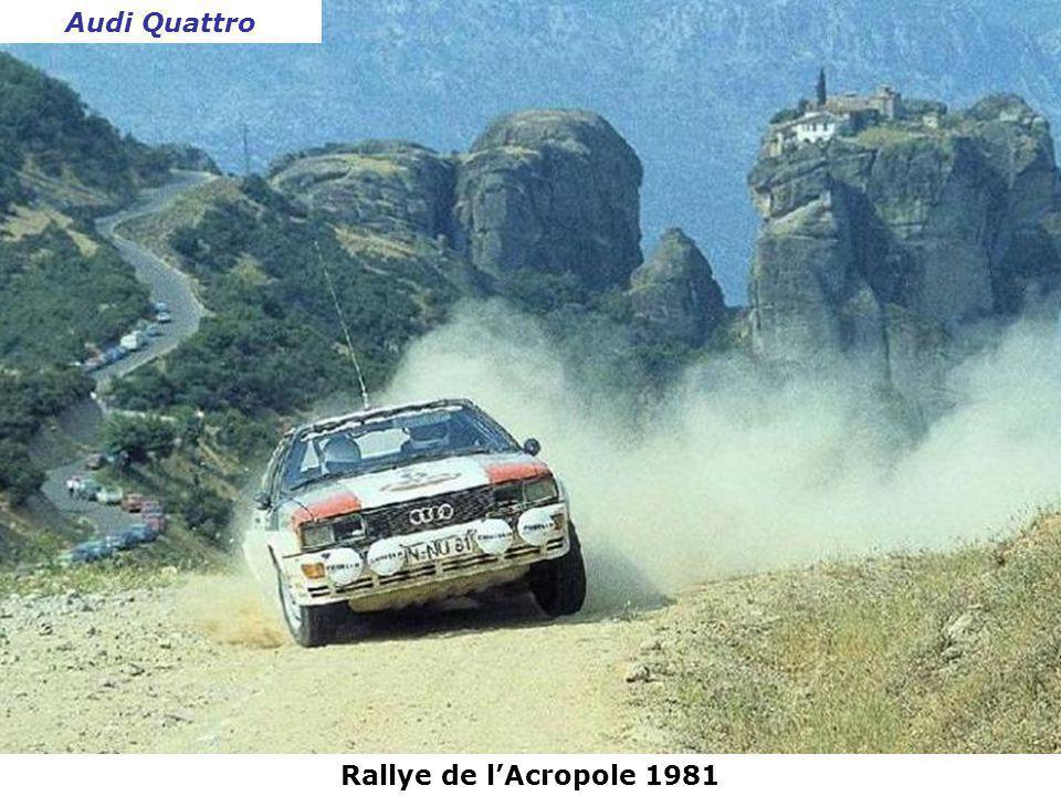 Tour de Corse 1979 Lancia Stratos