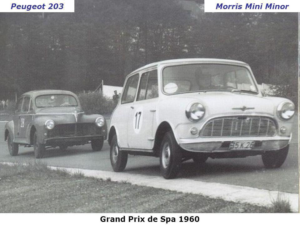 En Grande-Bretagne, dans les années 60-70, les rallyes en caravane étaient populaires.
