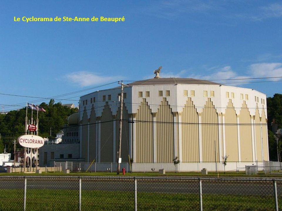 Basilique Ste-Anne de Beaupré