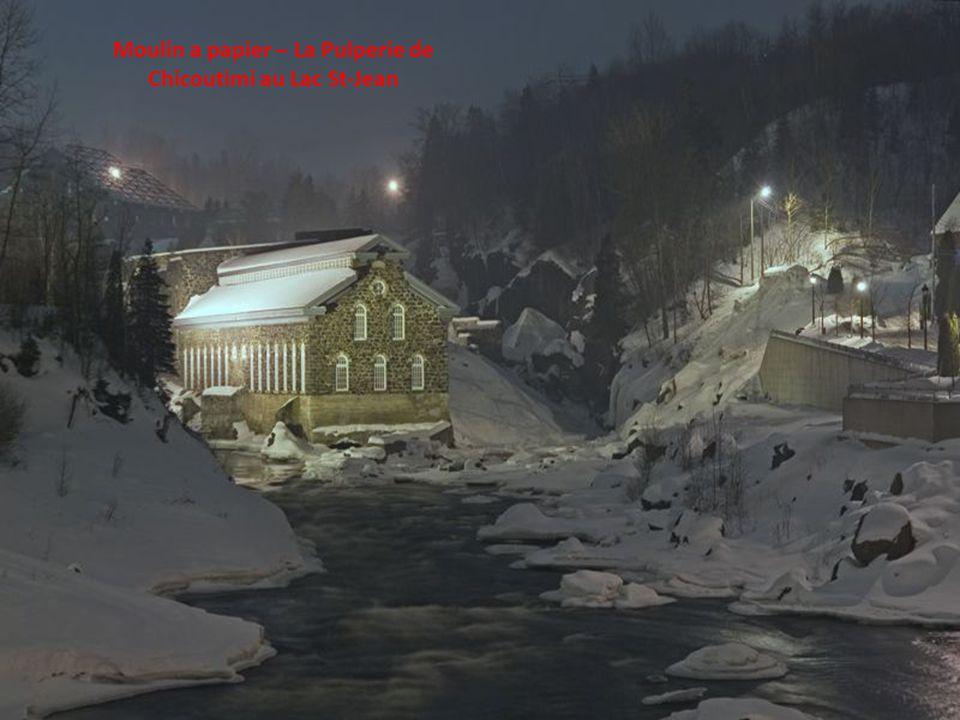 Grand Nord du Québec – Village Inuit de Kuujjuaq