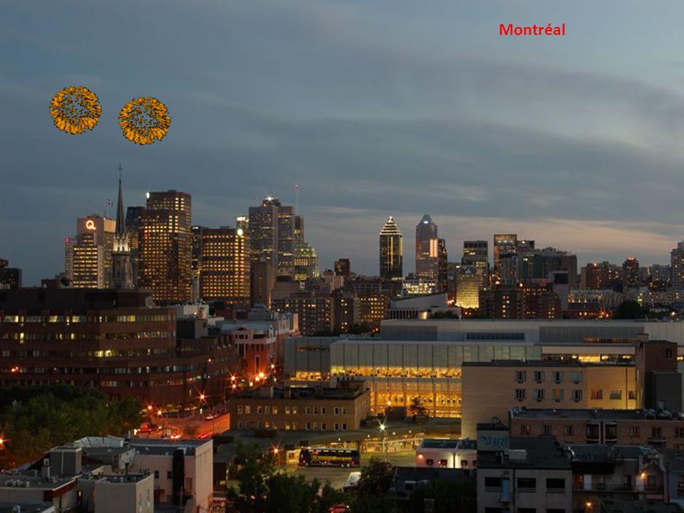 Montréal, Métropole du Québec