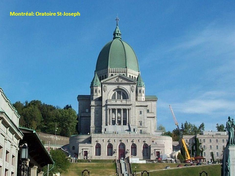 Montréal: Le vieux port