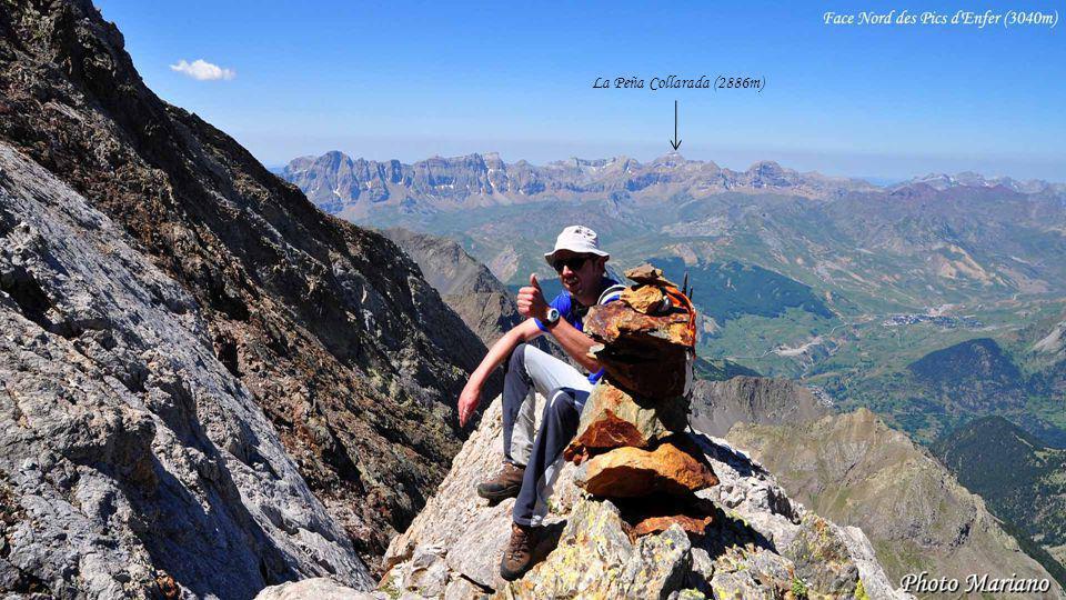 ....... Pic du midi dOssau (2884m)