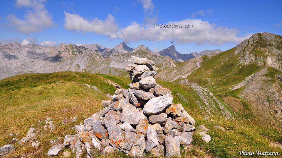 ....... Le Vignemale (3298m)