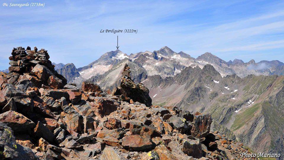 ....... Pic dAnsabère (2360m)