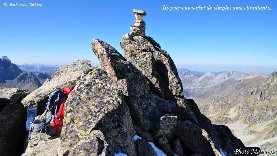 ....... Le Perdiguère (3222m)
