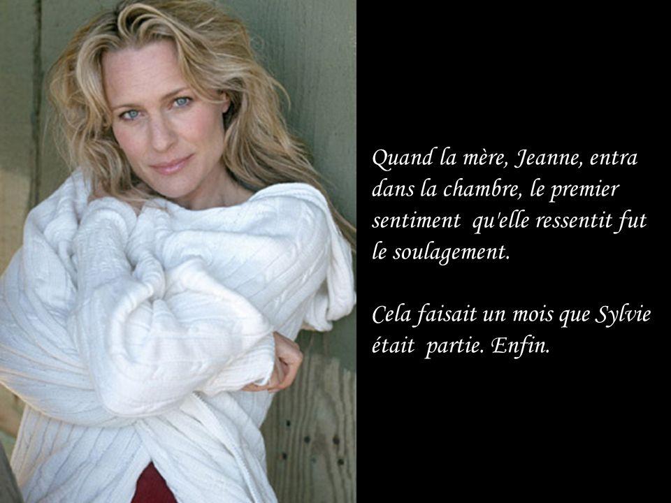 Chapitre 2 : Sylvie, racontée par Jeanne Frank Masi.