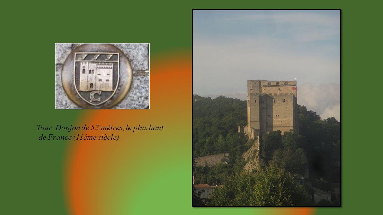 CREST (Drôme) proche de Valence et de l Autoroute du Soleil