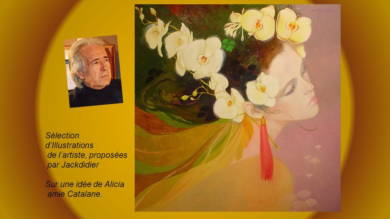 ILLUSTRATIONS MAGIQUES de Félix MAS Né à Barcelone, cet artiste Catalan a étudié lart à Saint Jordi et, rejoint larmée jusquen 1957. Il entre à lagenc