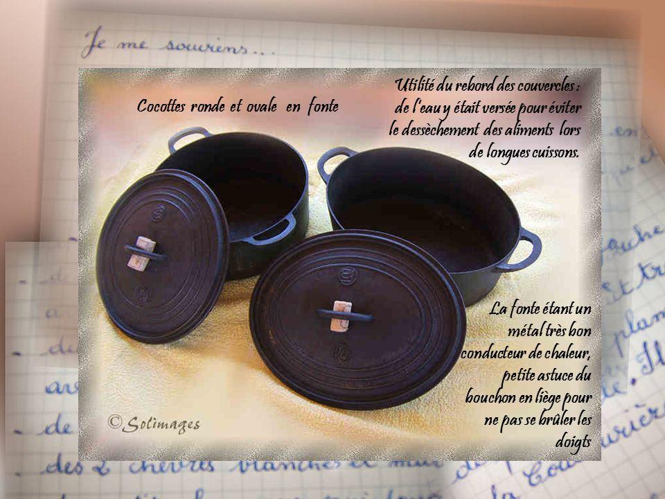 Petite cocotte en fonte 1 l.6 Pied-Selle