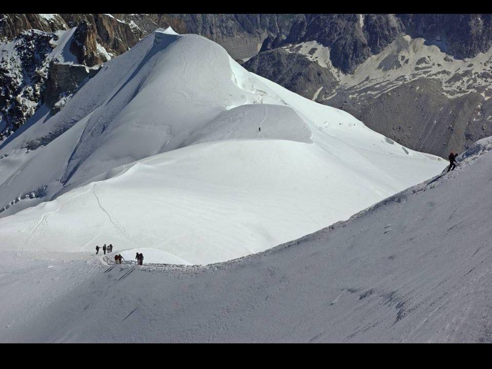 Aiguille du midi - Chamonix 3842 m