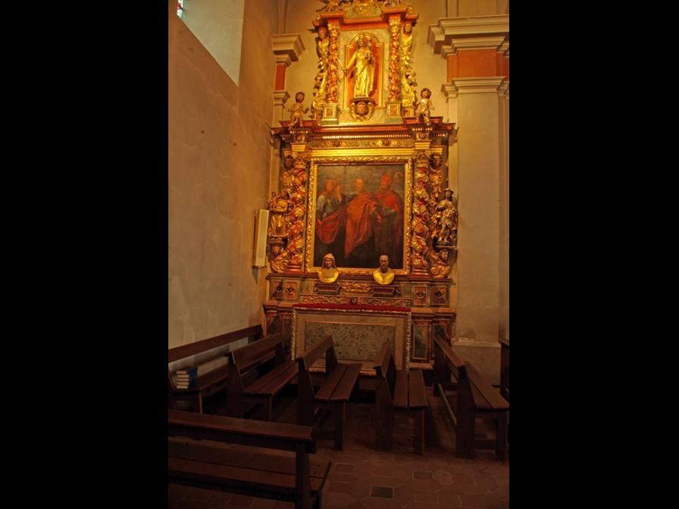 Eglise baroque de Combloux