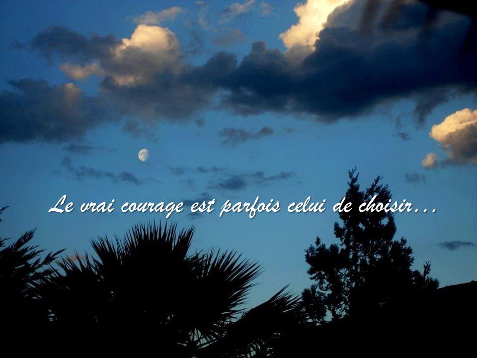 Le vœu fait dans la tempête est oublié dans le calme… est oublié dans le calme…