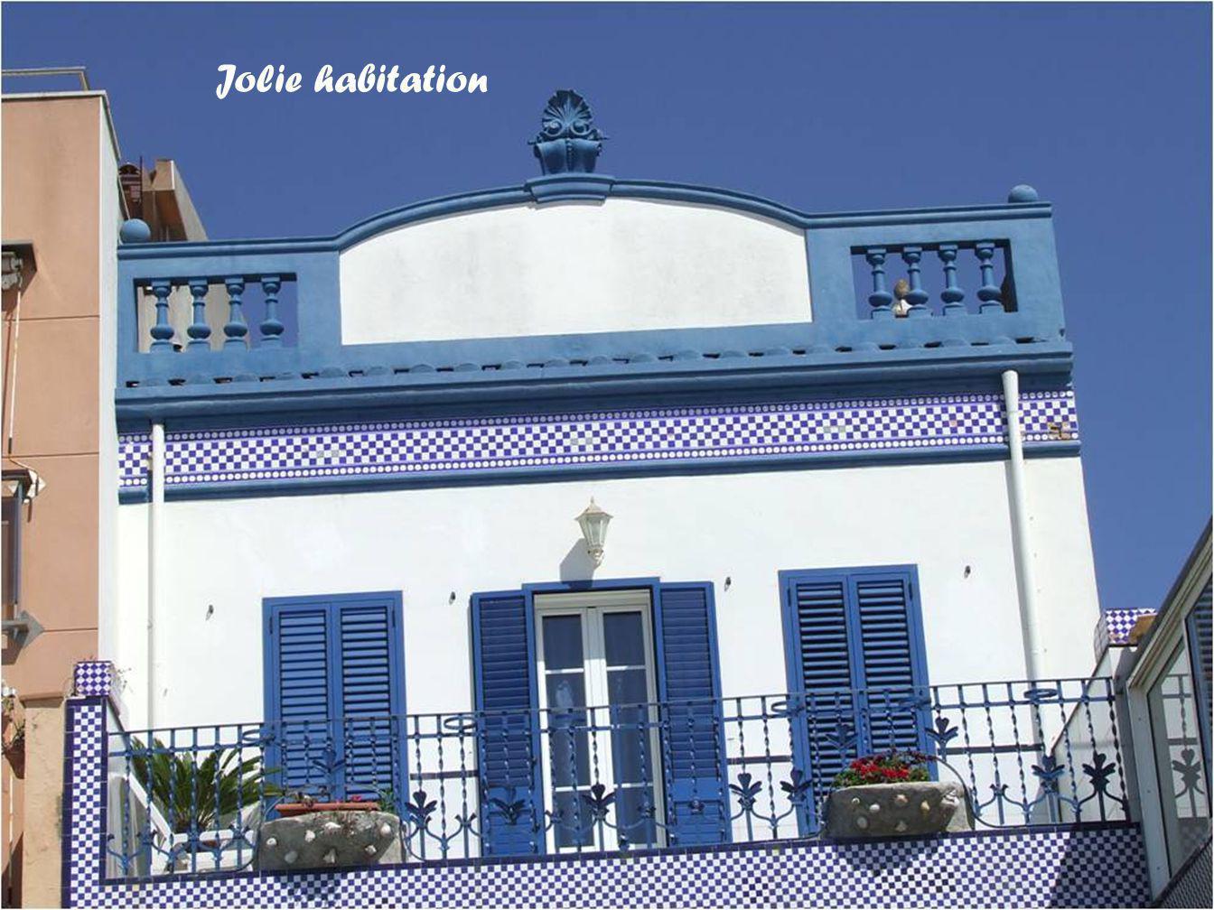 Jolie habitation