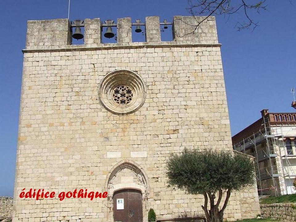 édifice gothique