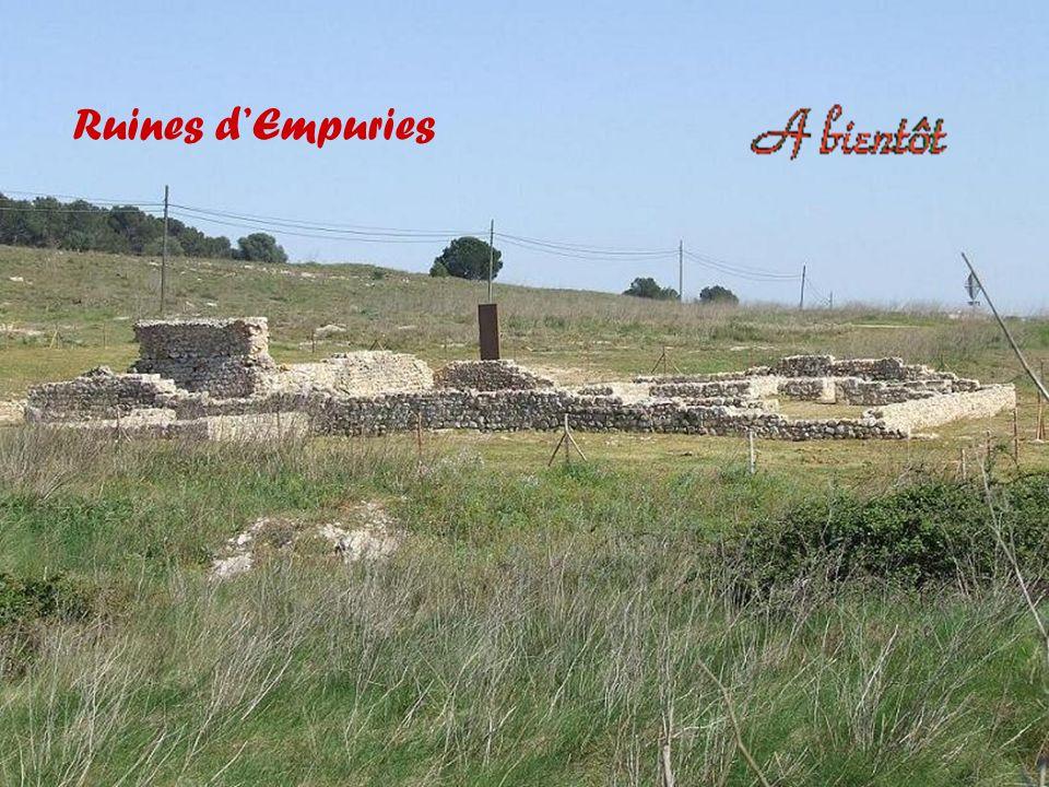 Ruines dEmpuries