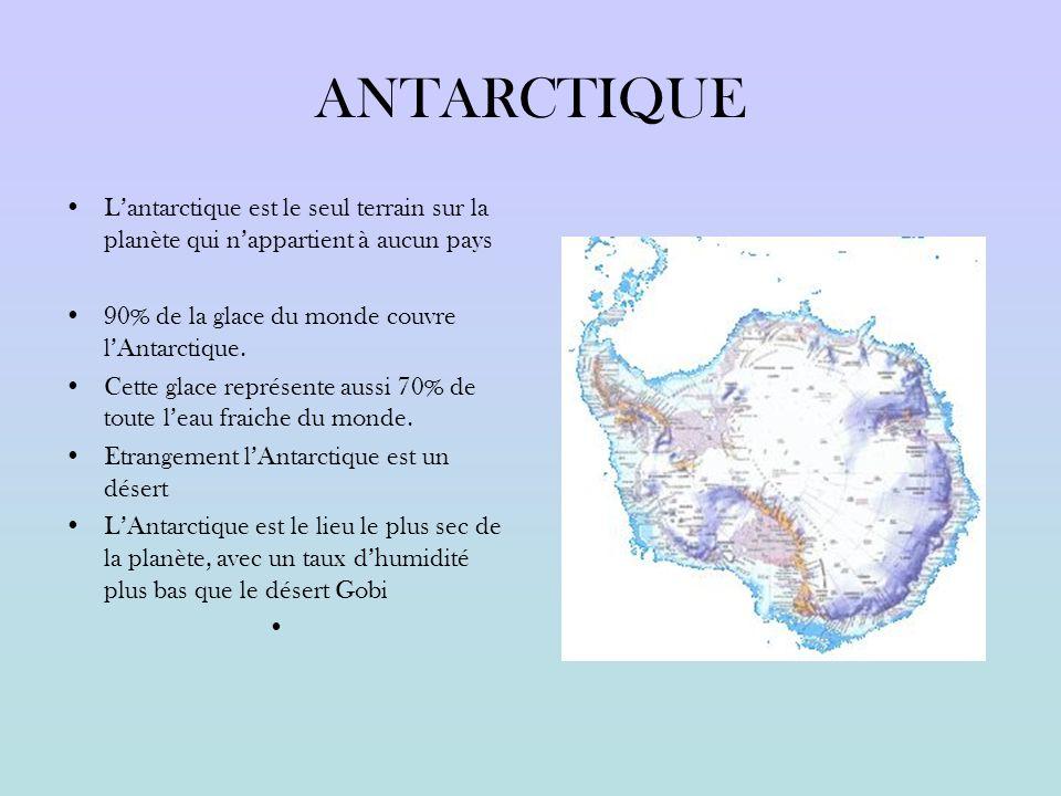 AMAZONE La forêt vierge de lAmazone produit plus de 20% de loxygène de la Terre Le fleuve Amazone déverse tant deau dans lOcéan Atlantique quà plus de 100 milles dans lOcéan, en amont du fleuve, on peut boire de leau non salée.
