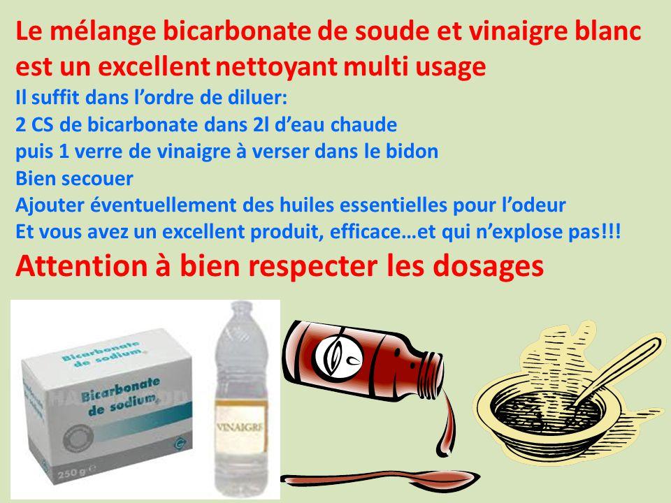 Le vinaigre est un produit acide, acidité qui varie selon son taux de concentration. Il permet donc de nettoyer nombre de choses de façon écologique e