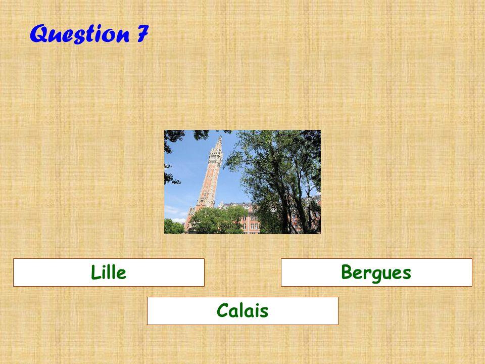 6 Faux QUESTION SUIVANTE Cest le fort de Brégançon Tu connais pas Brégançon Moi non plus !!!