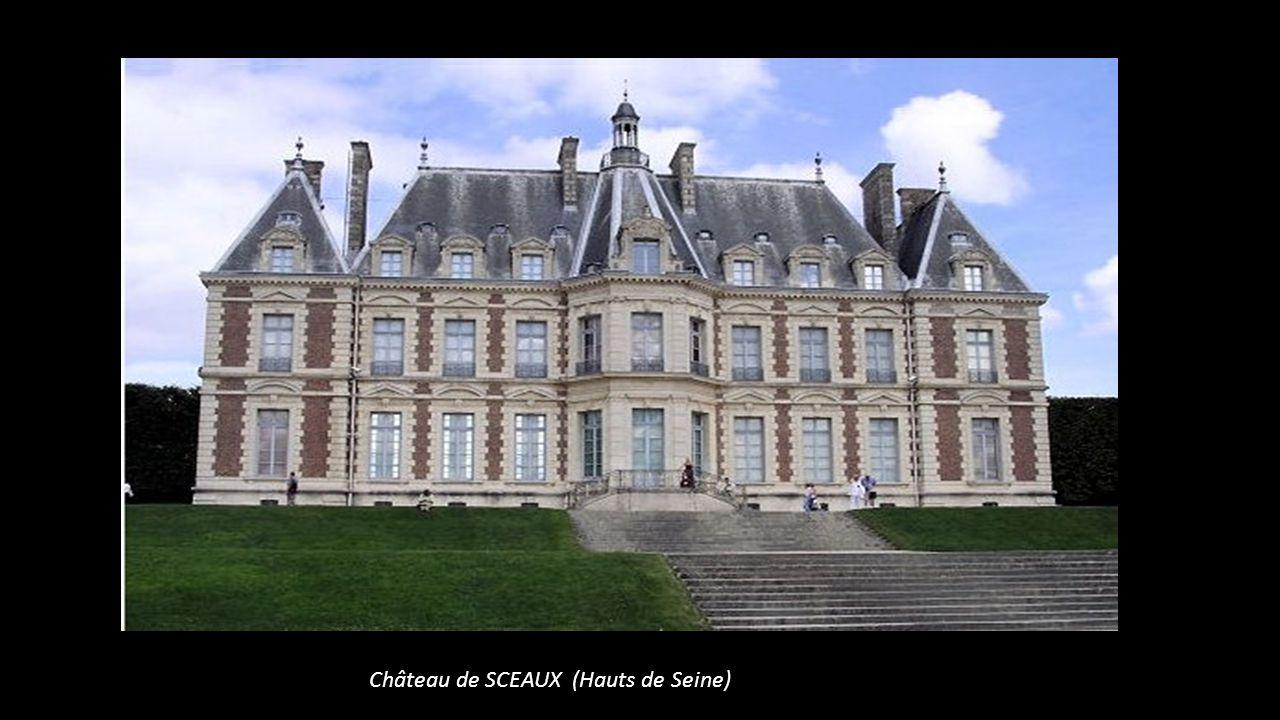 Château de SCEAUX (Hauts de Seine)