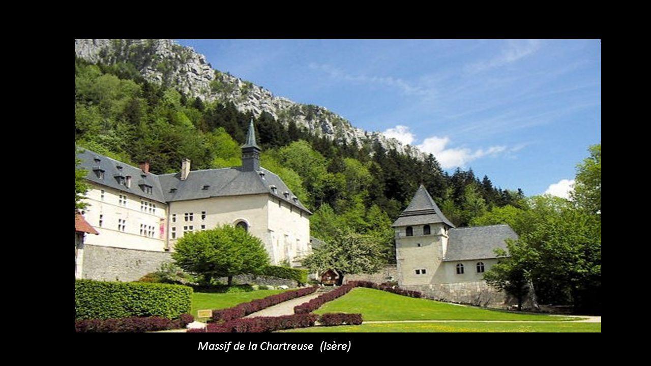 Massif de la Chartreuse (Isère)