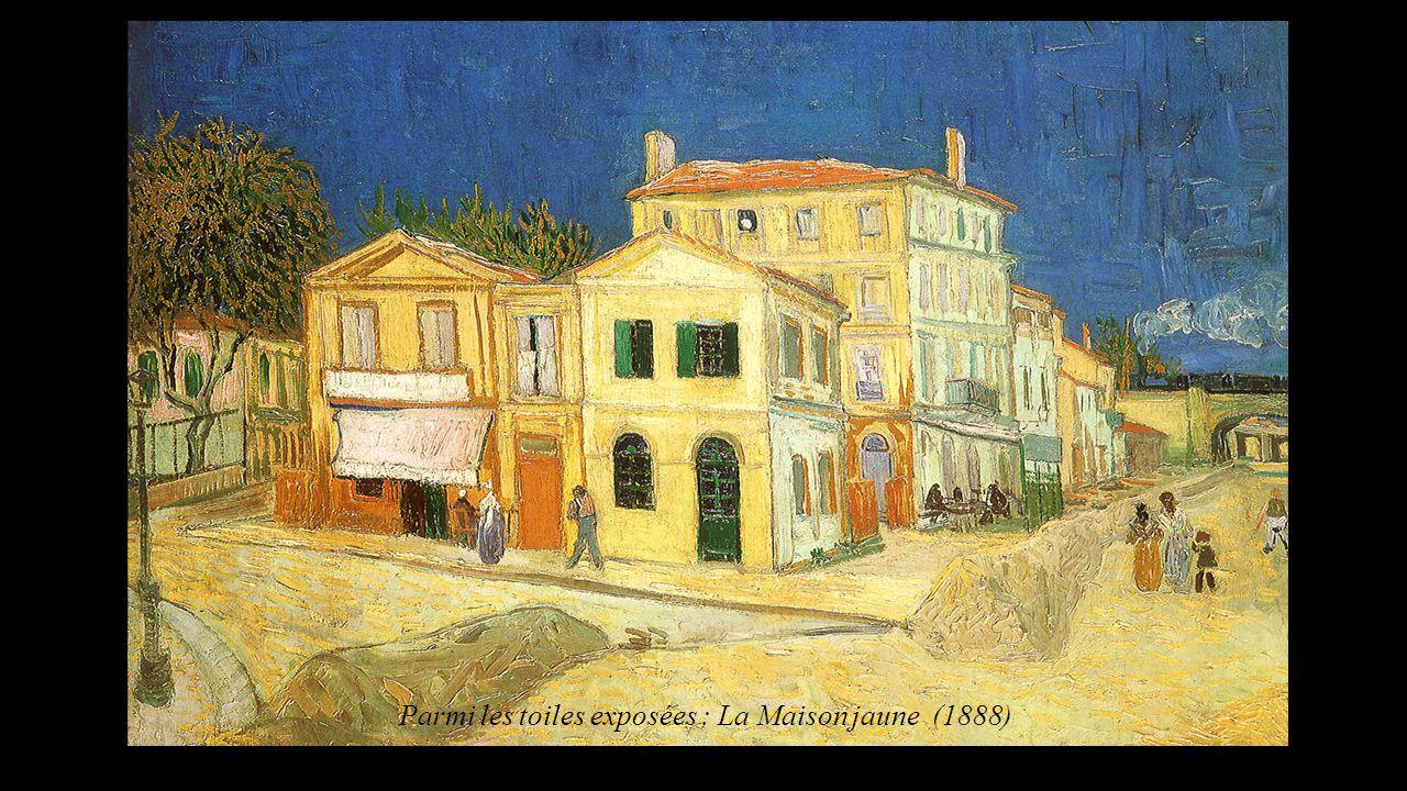 Lartiste a vécu aux Pays-Bas, à Bruxelles et Anvers, à Paris, puis en Arles et à Saint Rémy de Provence pour décéder à Anvers sur Oise. Lespace dédié