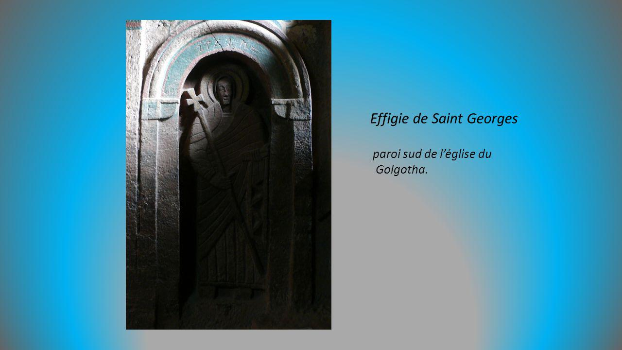 Une autre vue de léglise Saint George