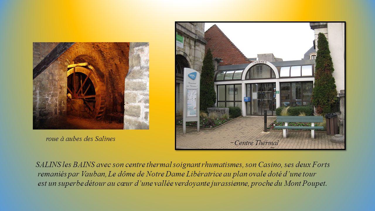Site Historique Les Salines