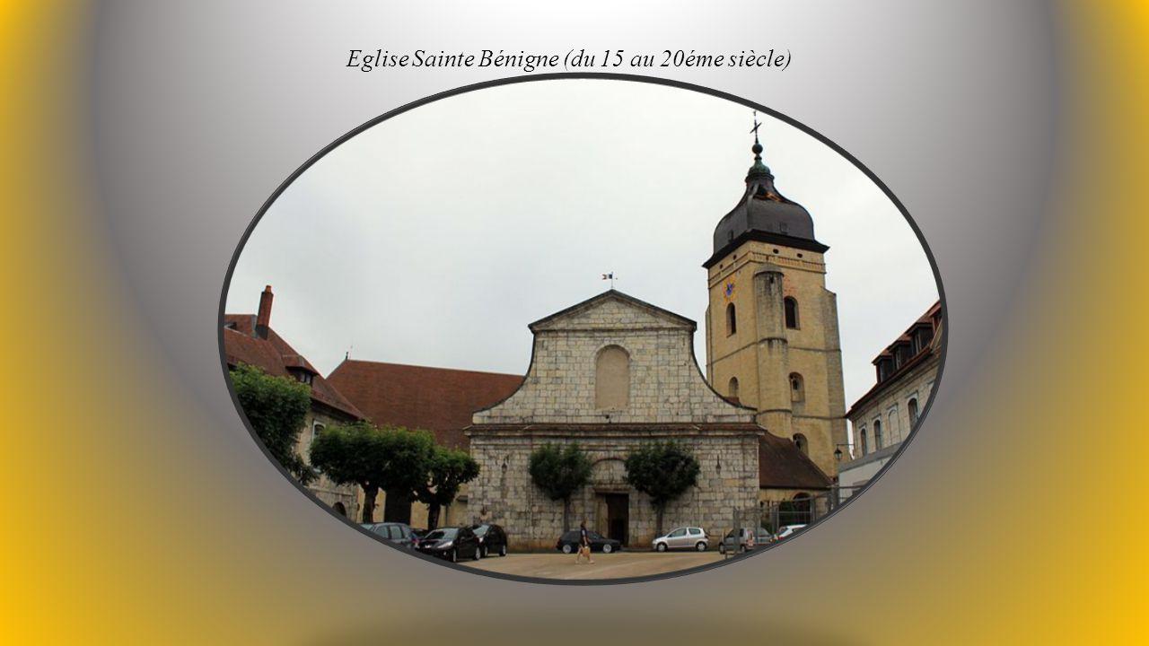 Eglise Sainte Bénigne (du 15 au 20éme siècle)