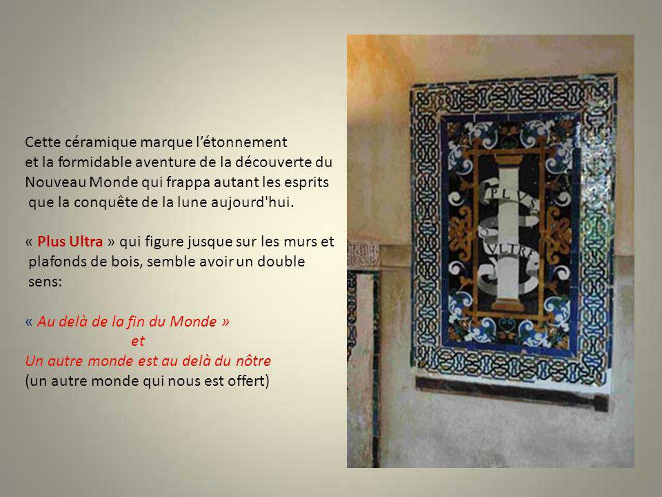 Siège du tribunal royal et transformée en chapelle cest la plus ancienne des pièces du palais. « Entre et demande, ne crains pas de réclamer la justic