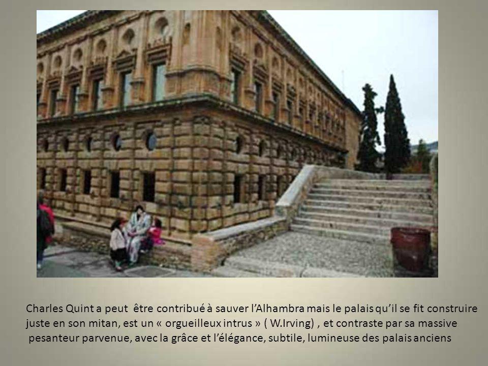 Tour des dames S Sept palais Nasrides Partie ancienne (IXième s..)