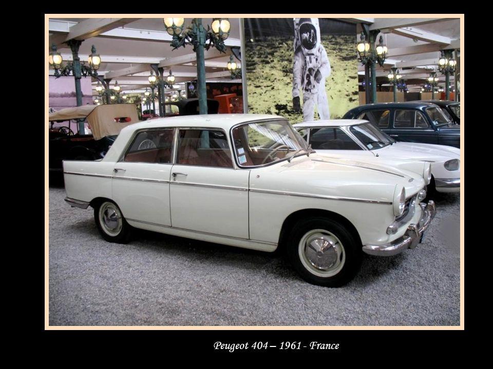 Mercédez-Benz – Coupé – 1955 - Allemagne