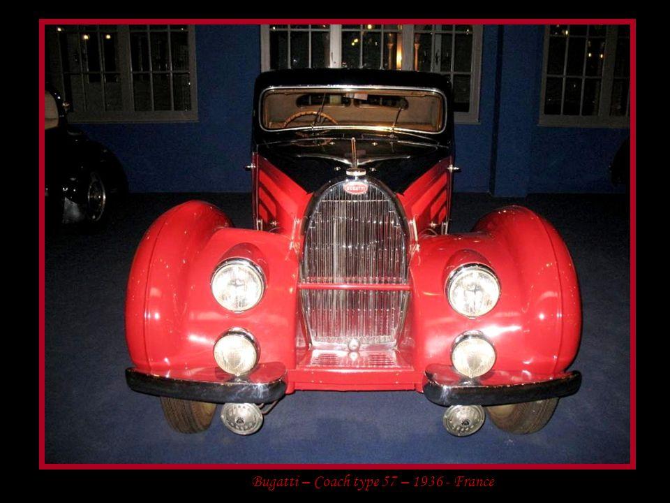 Bugatti – Royale Coupé Type 41 – 1929 - France