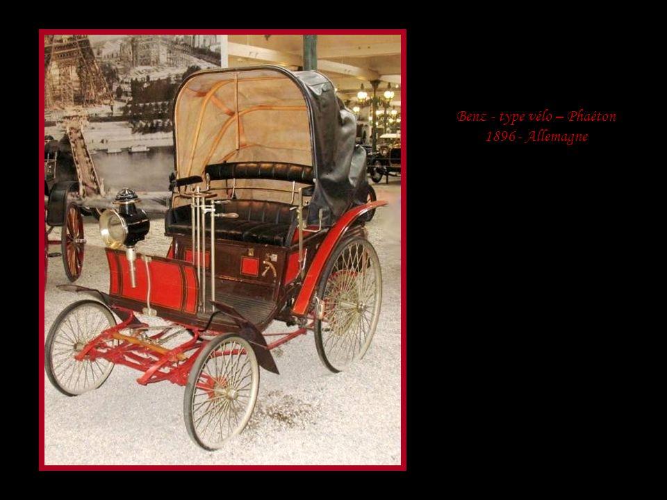 Jacquot – Tonneau à vapeur – 1878 France