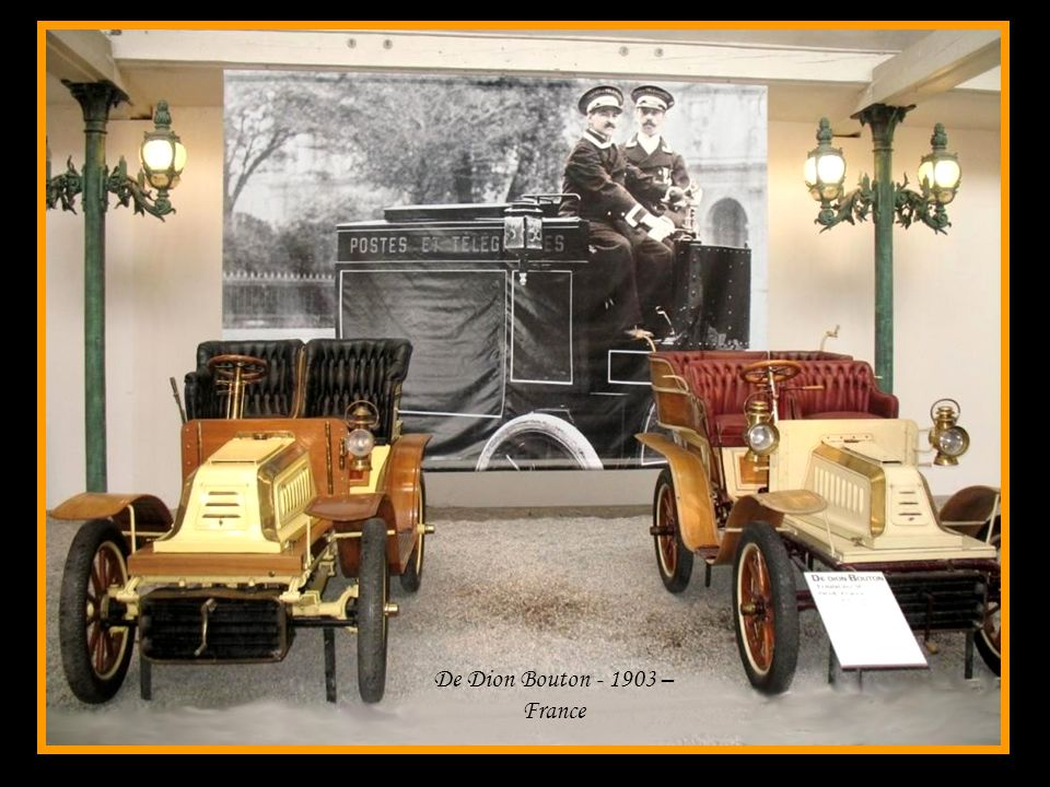Daimler - Bus 1899 - Angleterre