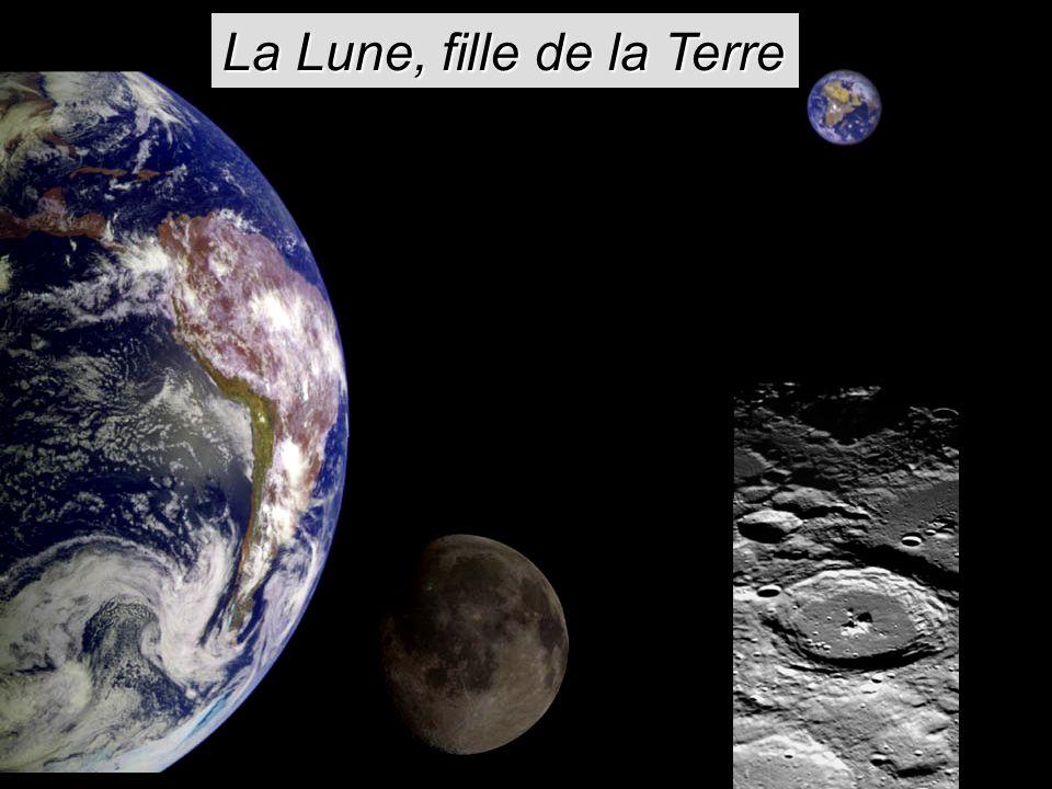 La Lune, fille de la Terre