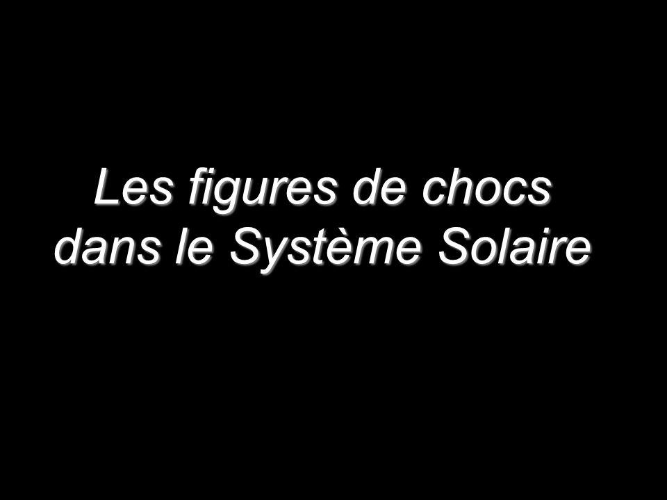 Les figures de chocs dans le Système Solaire