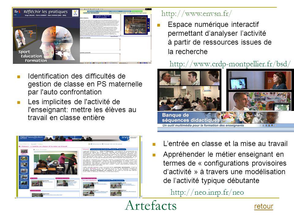 http://www.crdp-montpellier.fr/bsd/ Identification des difficultés de gestion de classe en PS maternelle par l'auto confrontation Les implicites de l'
