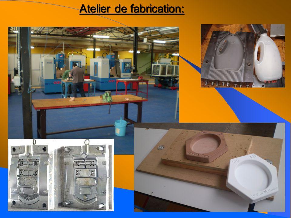 6 Atelier de fabrication: