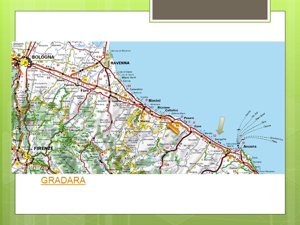 Départ de Nevers : 5 heures du matin (venir ¼ heure avant le départ) Arrivée à Senigallia : 19 heures environ DIMANCHE 7 AVRIL LE DEPART