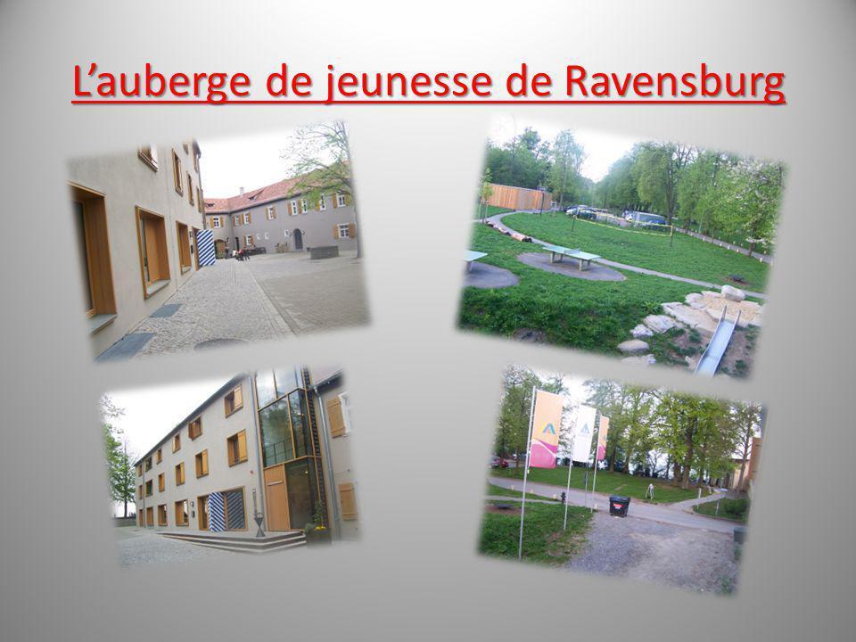 Lauberge de jeunesse de Ravensburg