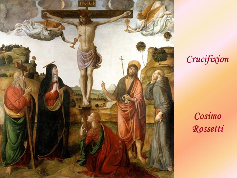 La passion du Christ (Allemagne, XVIIème)