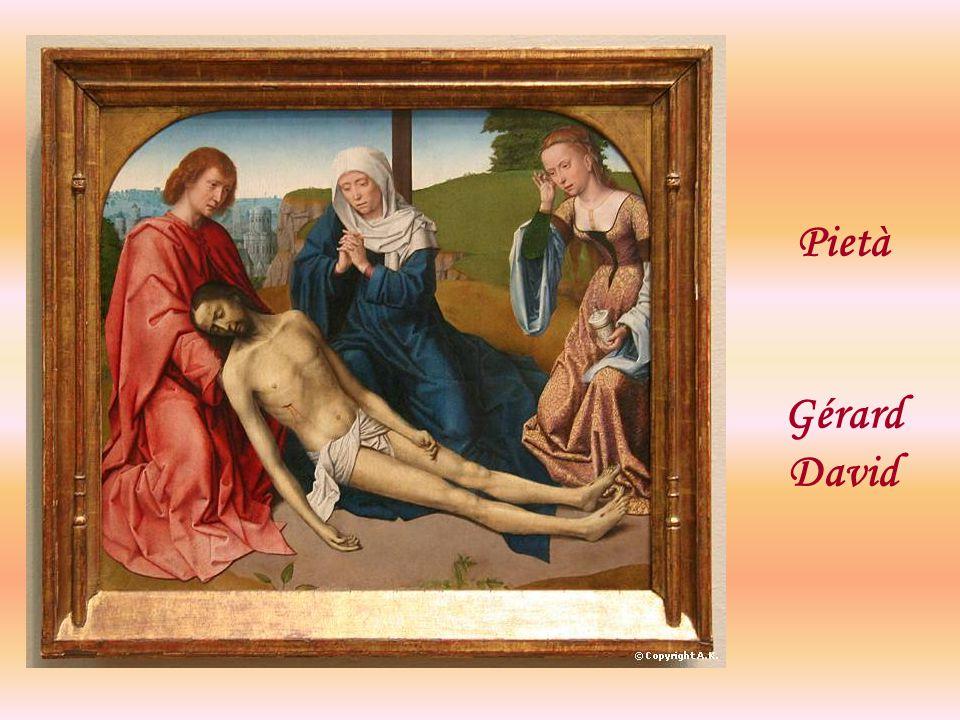 Descente de la Croix Dirk Bouts
