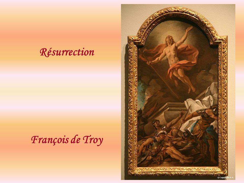 La Résurrection Rembrandt