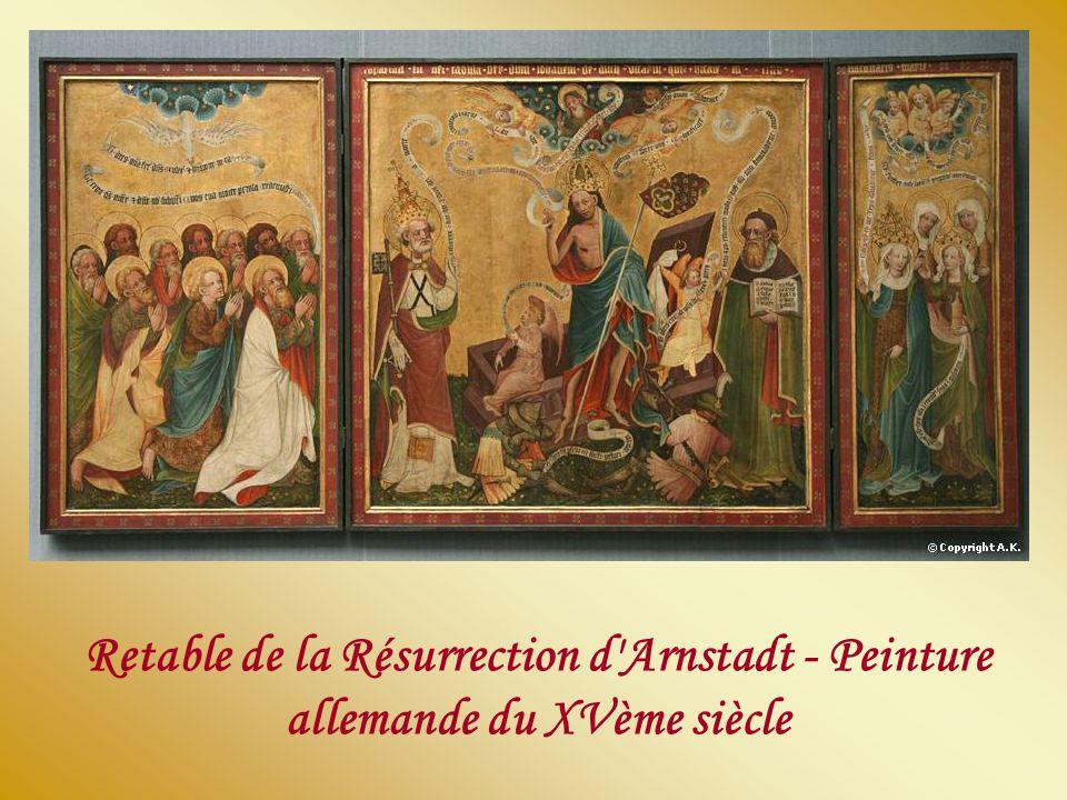 Résurrection François de Troy