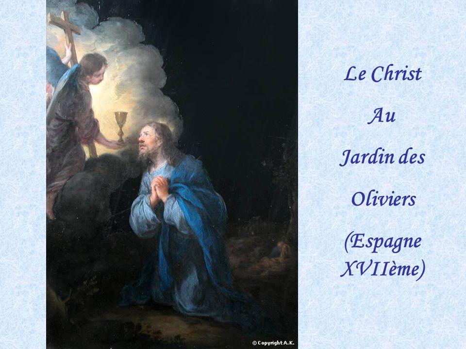 Jésus Au Jardin des Oliviers (Primitifs allemands)