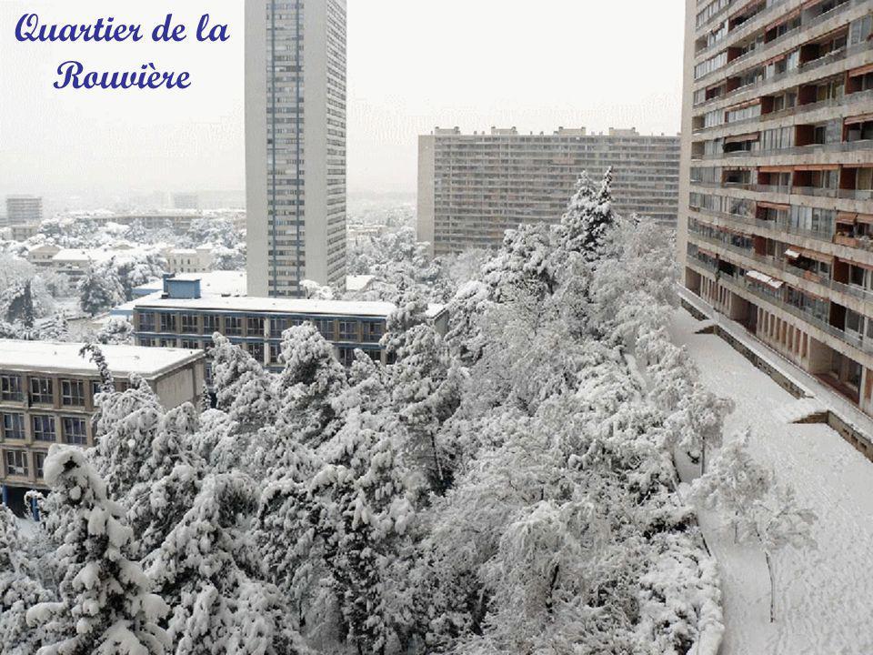 5 ème arrondissement Comme partout les rues sont désertes