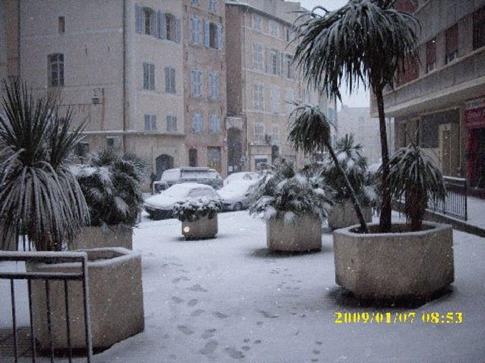 Aix, place de la Rotonde